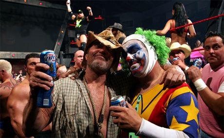 Skinner and Doink   Wwf/wwe   Wwe superstars, Doink the ...