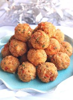 Recipe For Ultimate Party Crab Bites - Everything a party appetizer should be. Decadent.