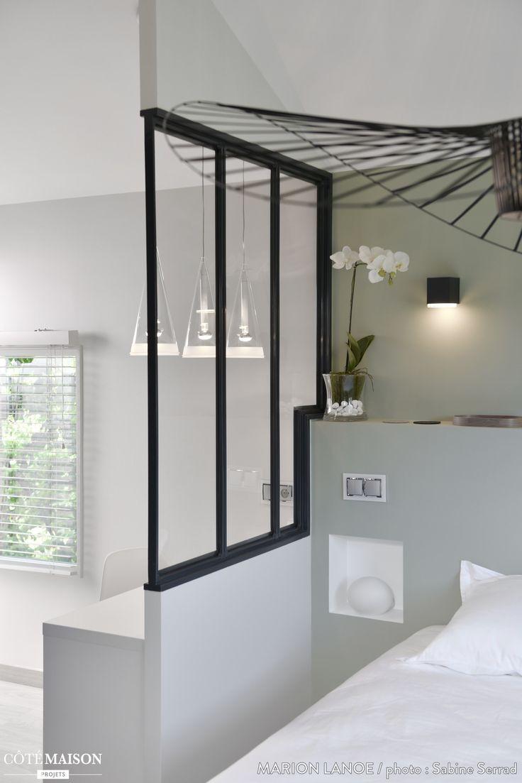 Les 25 meilleures id es concernant bureau pour deux personnes sur pinterest - Idee pour separer une chambre en deux ...