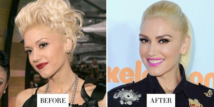 Gwen Stefani era la regina delle sopracciglia sottili. Negli ultimi anni sono diventate anche per lei più folte, scure e lunghe.