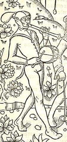 Gastón III (1331-1391), conde de Foix y vizconde de Béarn, también conocido como Gastón Febus (en referencia a Febo) por su brillante cabellera rubia, escribió este libro sobre la caza entre 1387 y 1389 y se lo dedicó a Felipe II el Audaz, duque de Borgoña, también un ávido cazador.