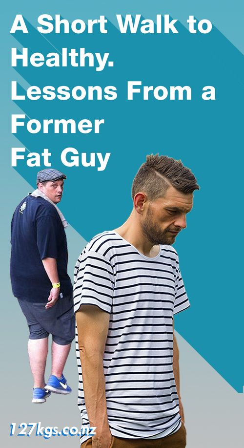 The Former Fat Boy Syndrome