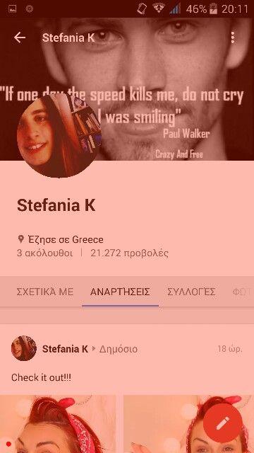 #Follow me on #Google+!!!