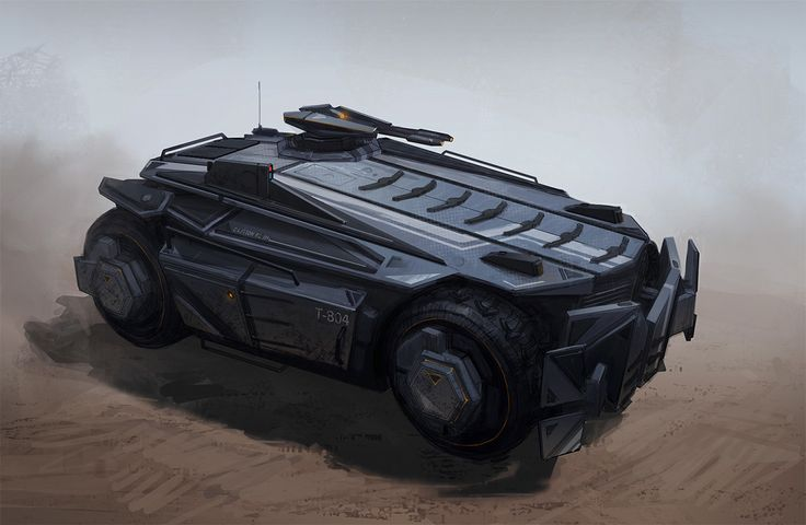 Future Military Vehicles   Concept cars and trucks: Concept vehicles by Darren Bartley