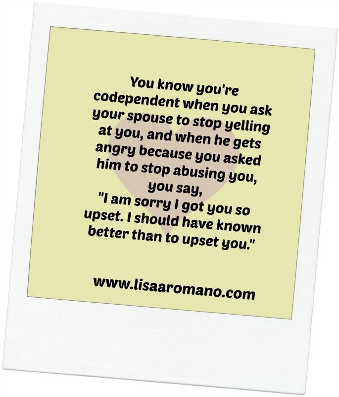 codependent dating narcissist Codependent narcissist relationship  codependents are most likely children of parents who also flawlessly danced the dysfunctional codependent/narcissistic dance.