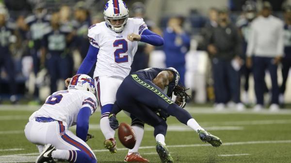 #NFL: Seahawks ganan duelo de ofensivas ante Bills