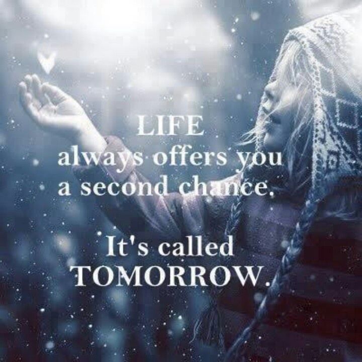 Quotes On Forgiveness And Second Chances: Second Chance Quotes. QuotesGram