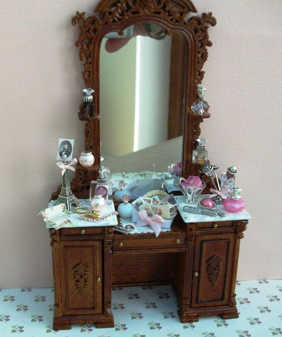 144 best images about Miniature FURNITURE on Pinterest  Miniature