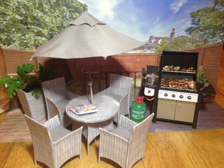 Garden Furniture Handmade 60 best my miniature handmade dolls house rattan style and other