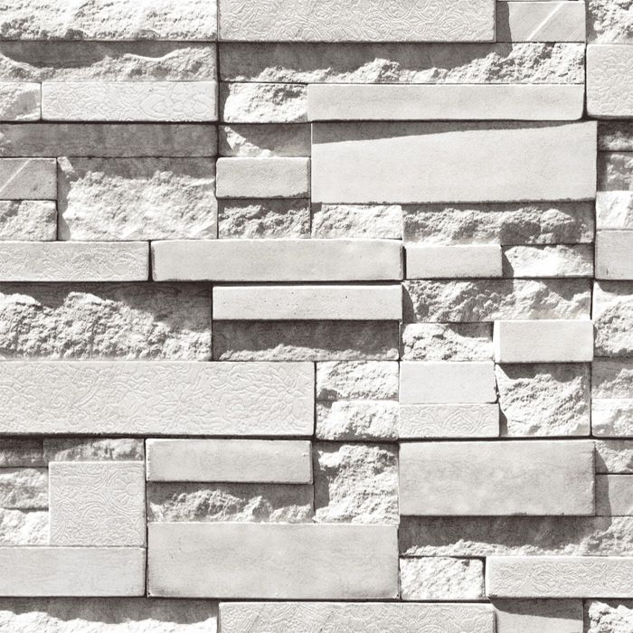 Stereoscopic 3d film imitation brick wall pattern for Cheap brick wallpaper