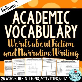 academic vocabulary writing and english for Identifying formal and informal vocabulary (international english when used in writing, informal english uses first academic writing sound too.