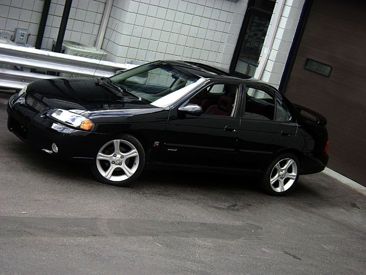 """2002 Nissan Sentra """"Spec V"""" Nissan Sport Cars"""