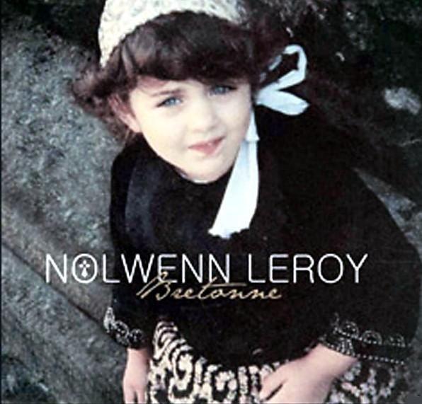 Nolwenn Leroy, album 'Bretonne'. photo enfance ?