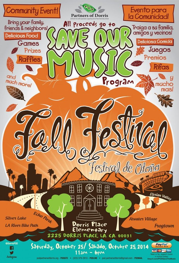 21 best Fall Festival images on Pinterest Festival posters - fall flyer