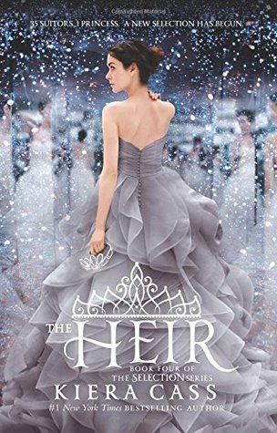 The Heir -  Twenty years ago, America Singer entered the Selection and won Prince Maxon's heart. Now the time has come for Princess Eadlyn to hold a Selection of her own. Eadlyn doesn't expect her Selection to be anything like her parents' fairy-tale love story... but as the competition begins, she may discover that finding her own happily ever after isn't as impossible as she's always thought.