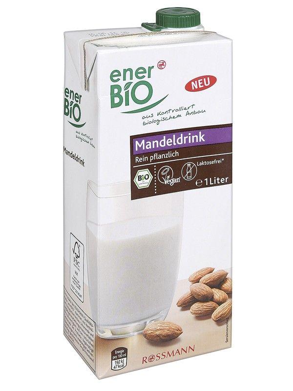 enerBio Natúr mandulaital - 1 l a Rossmann Webáruházban