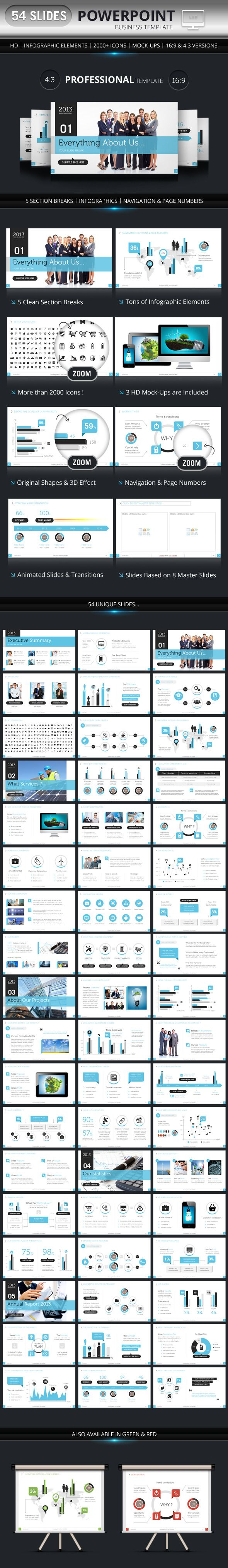 best 25+ business presentation templates ideas on pinterest, Presentation templates
