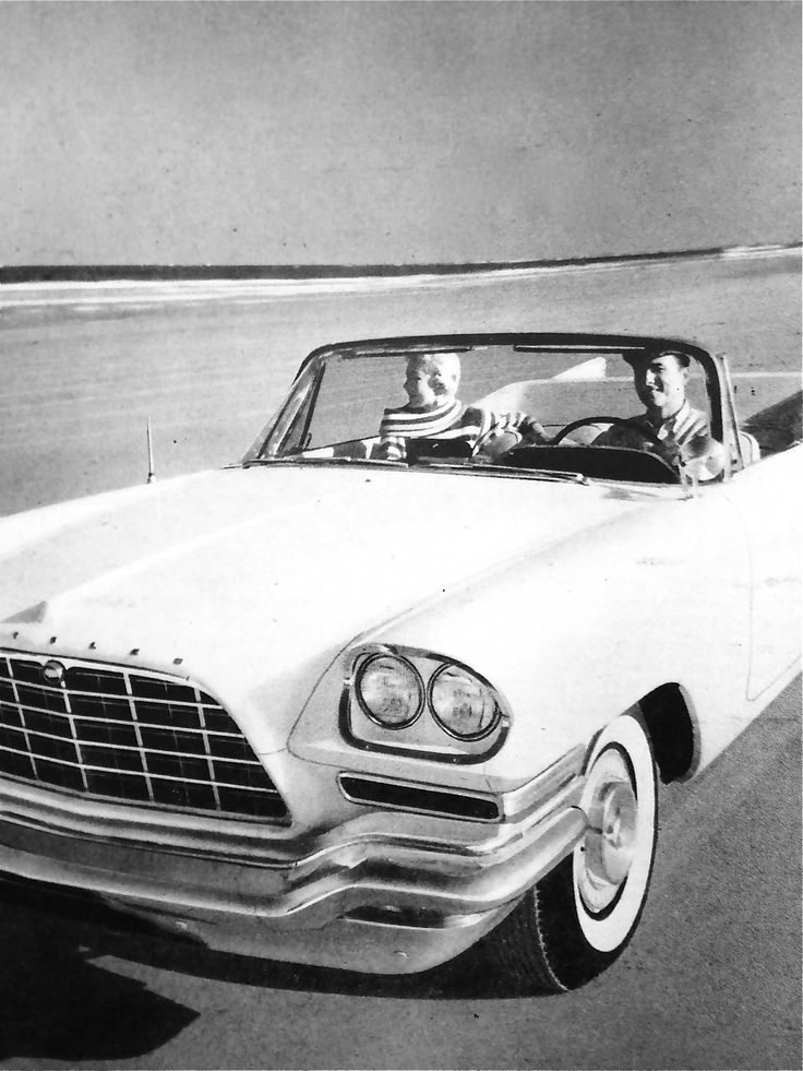 A 1957 Chrysler advertisement 94 best Amazing