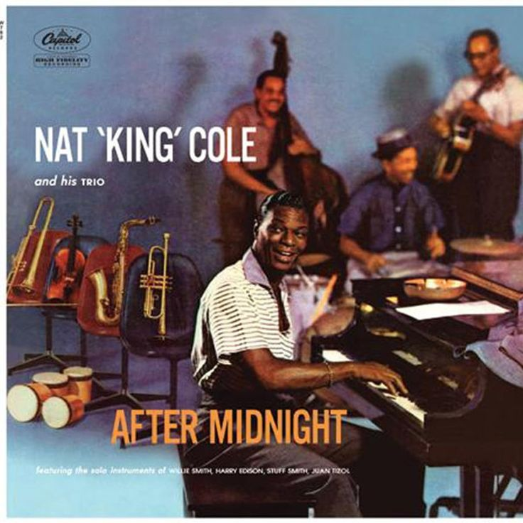 Nat King Cole - After Midnight on 180g 45RPM 3LP Set