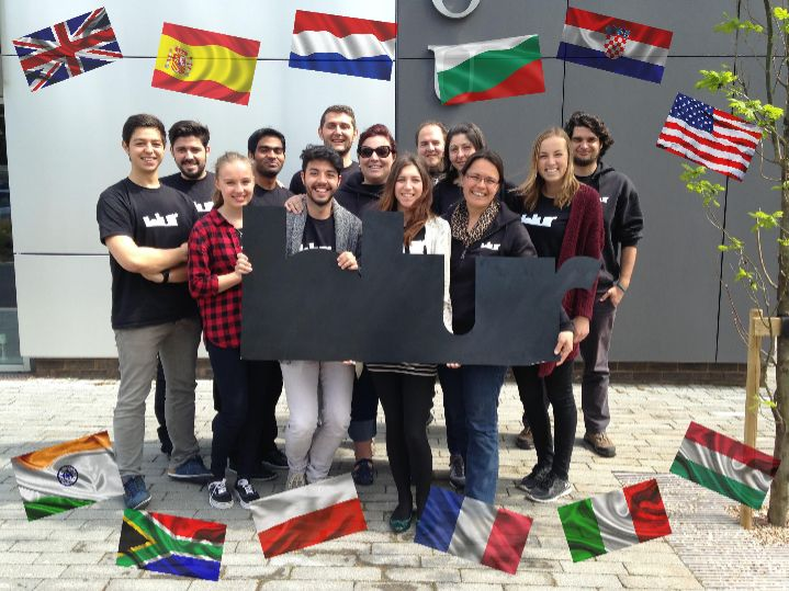 Happy World Day for #Cultural #Diversity from everyone at blur! This is just a few of the nationalities (out of almost 20!) that are represented by blur Nation.