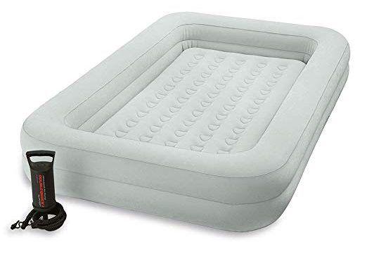 Kinderluchtbed Met Rand.Intex Kids Travel Bed Set Top 10 Best Portable Toddler Beds In