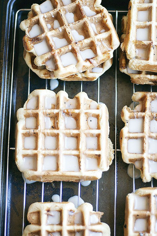 French waffle cookies recipe
