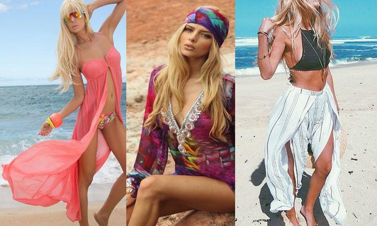 Outfits para la playa