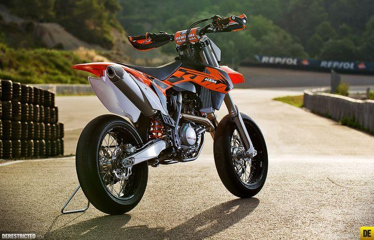 2013 KTM 450 SMR