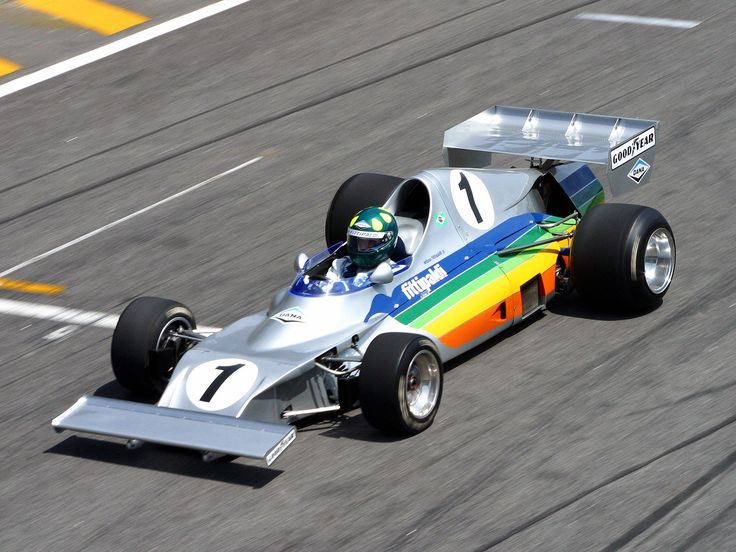 Copersucar-Fittipaldi FD01 - Ford