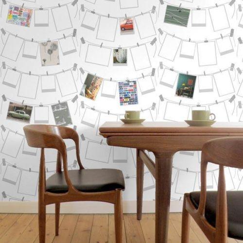 details about 39 snapz 39 creative frames wallpaper photo. Black Bedroom Furniture Sets. Home Design Ideas
