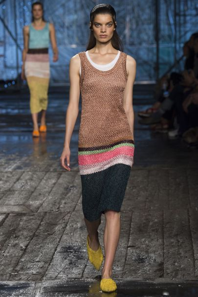 Missoni Spring/Summer 2017 Ready to Wear Collection | British Vogue