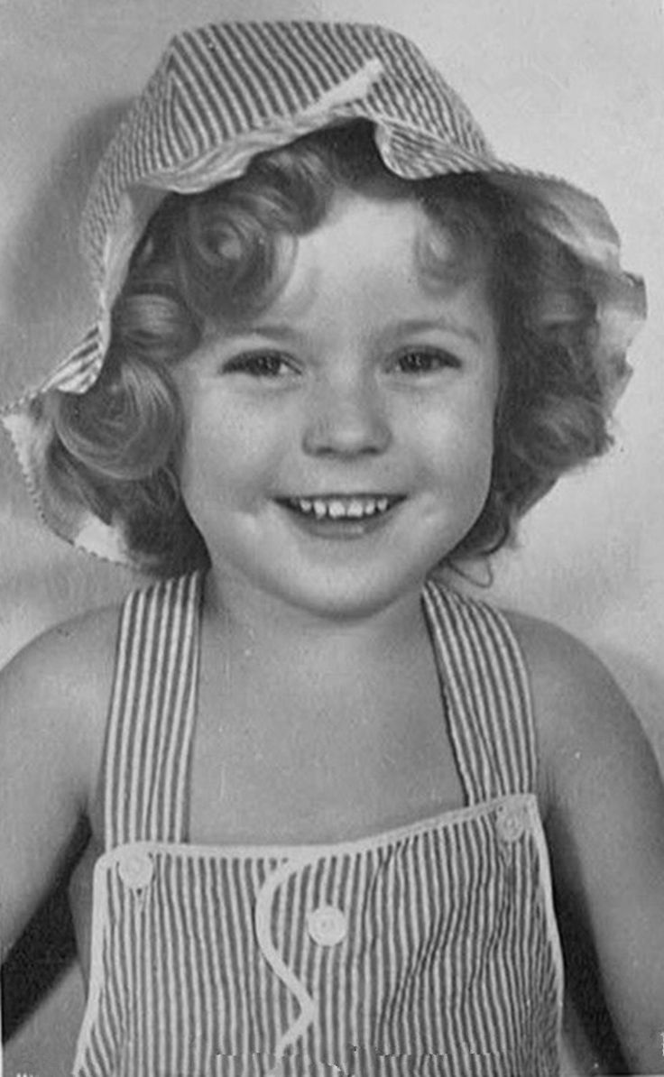 Shirley Temple,1934.