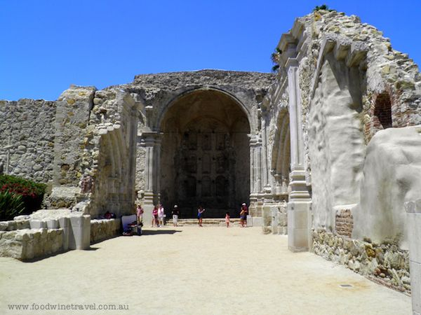 Mission at San Juan Capistrano, California, United States