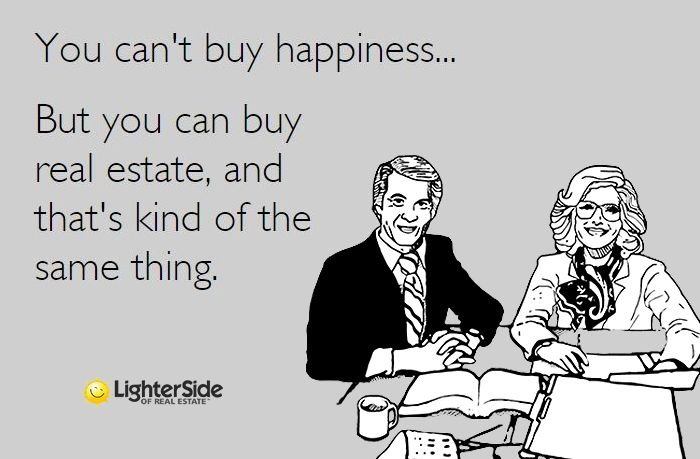 17 Real Estate Ecards That Totally Nailed It ........................................................ Please save this pin... ........................................................... Because for real estate investing... Click on this link now! http://www.OwnItLand.com