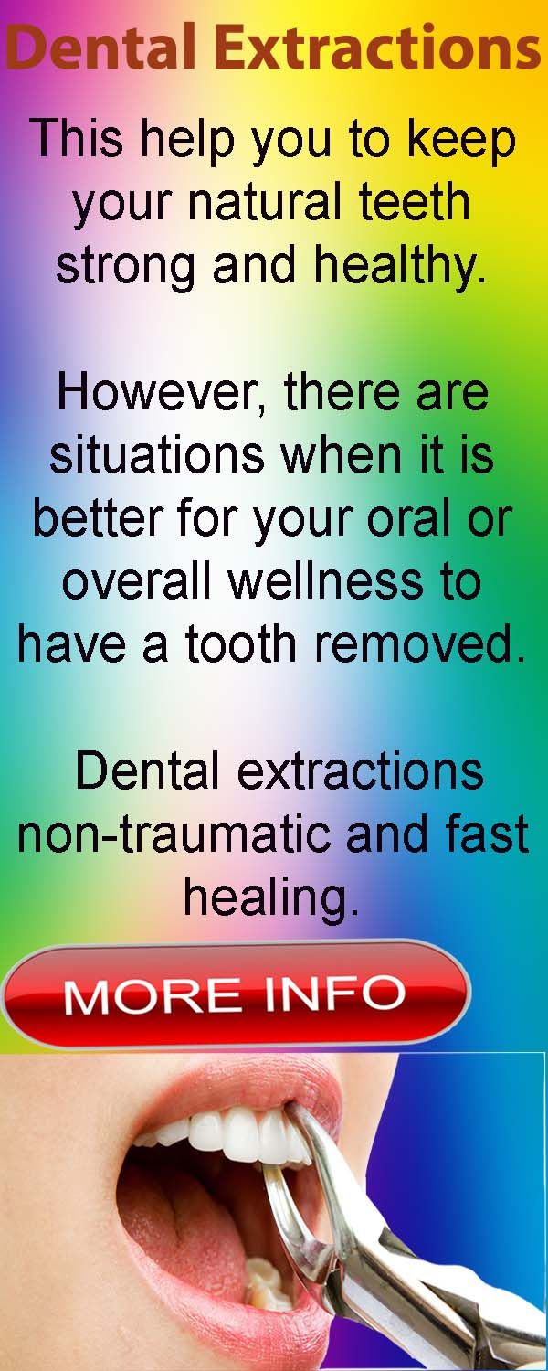 This help you keep your natural teeth strong and healthy