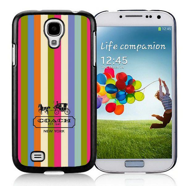 Coach Samsung Galaxy S4 Case 002 [samsungs4-88080] - $14.80 :
