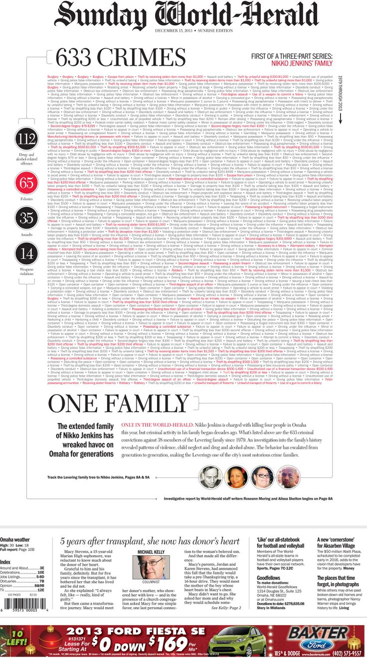best images about design newspaper design page layout great sunday front to the omaha world herald showcasing their special report on the nikko jenkins family via greg mees omaha world herald front page design