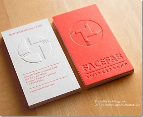 15 best business cards images on pinterest business card design in this post we are showcasing 50 neatly designed embossed business cards for your inspiration these are the business cards which beautifully use colourmoves