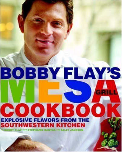 Bobby Flay's Mesa Grill Cookbook: While we found these recipes labour-intensive, we're both going to pull this cookbook out for some future dinner party menus. Description from pinterest.com. I searched for this on bing.com/images