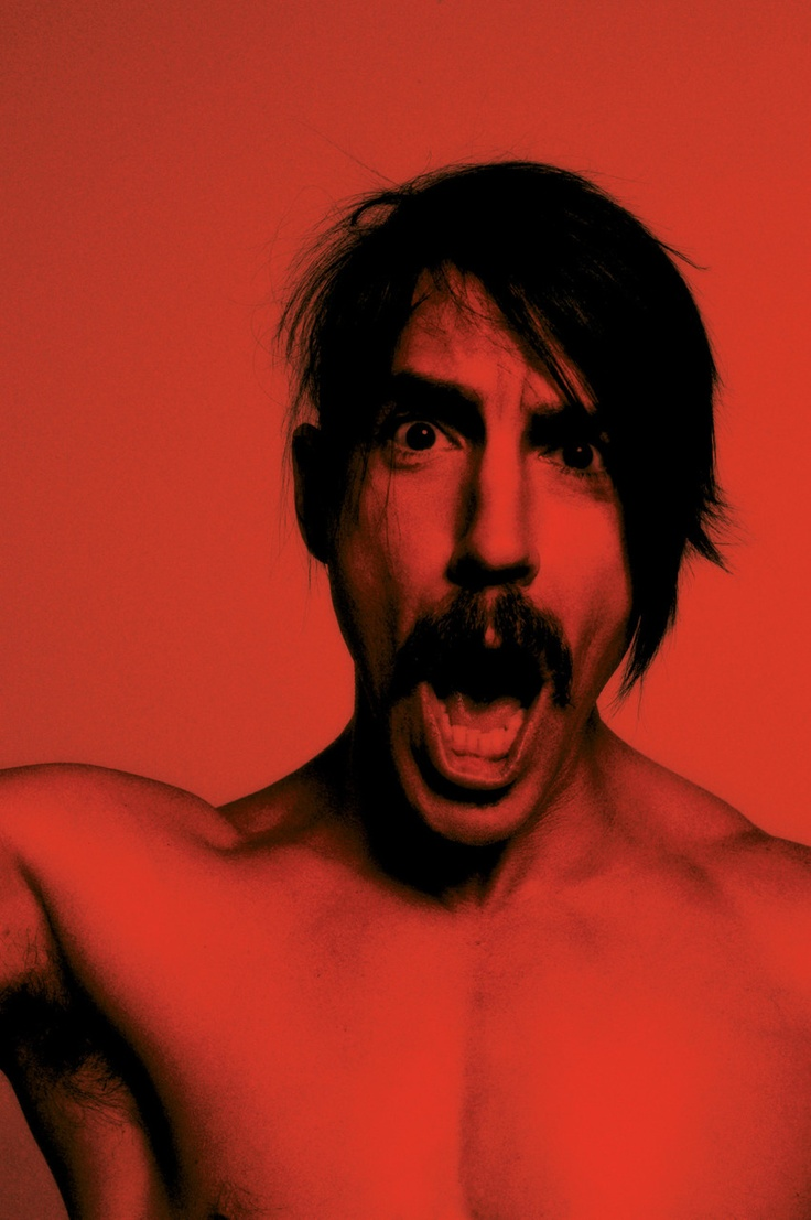 Anthony Kiedis {Red Hot Chili Peppers}