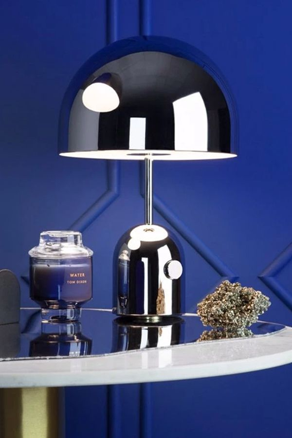 Tom Dixon Bell Table Lamp Light Table Table Lamp Lamp Bases