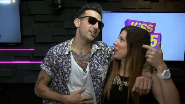Hedley frontman chats about upcoming Toronto show