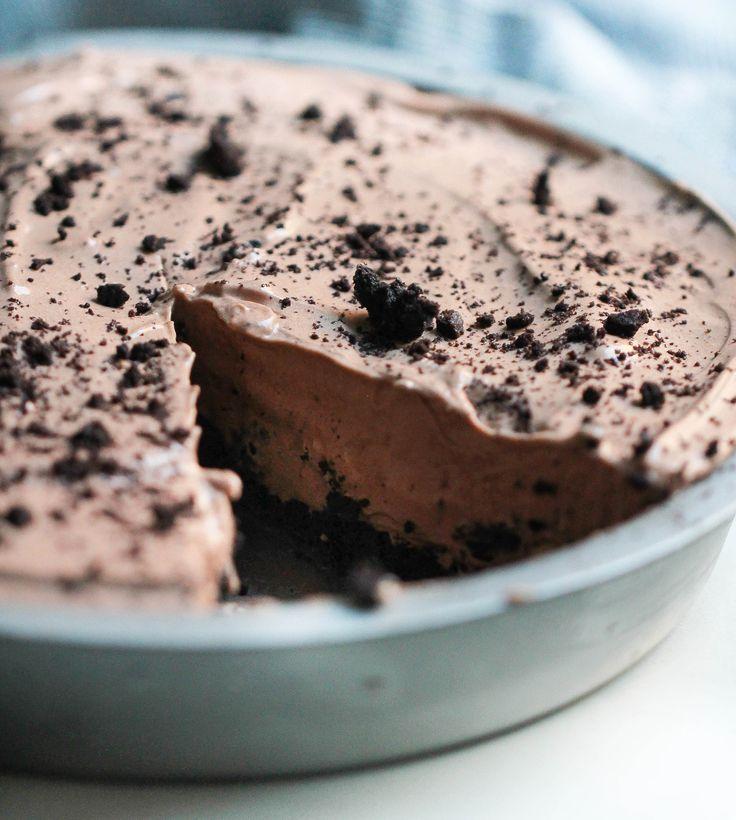 Oreo-Pudding-Torte {Oreo-Torte}   Sechs Schwestern & # 39; Sachen   – Food & Recipes