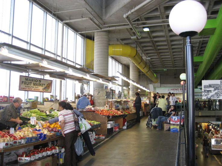 Hamilton Farmers Market