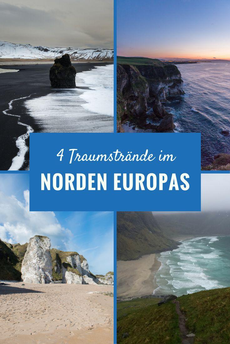 Traumstrände im Norden Europas