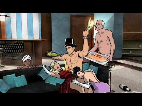 Part II: Deadly Velvet - Watch Archer Season 7 Episode 10 Online
