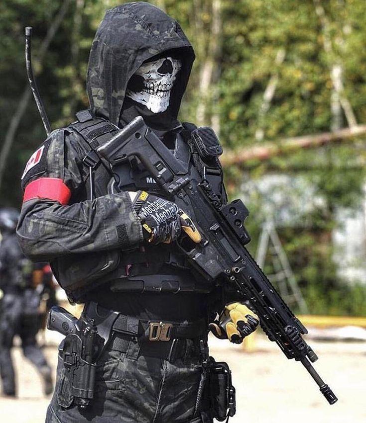 """If you fuck with me, I'll kill you all."" - General ""MadDog"" Mattis - Via…"