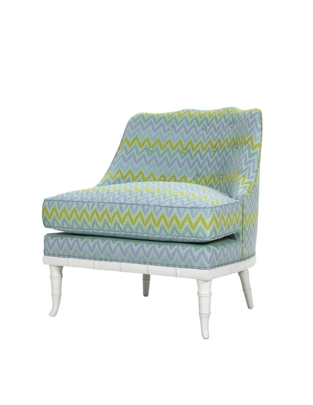 Thibaut Fine Furniture Brentwood Chair Showroom MS 315