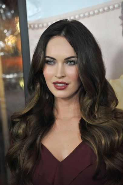 Megan Fox - the ultimate screen siren in my opinion. I personally love her vampy red lip looks, but she can also pull off just about any other style, not just in makeup but in hair and clothes too... Seriously, she would still look amazing in a bin bag.