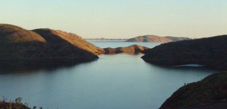 WA    The Kimberley  Lake Argyle